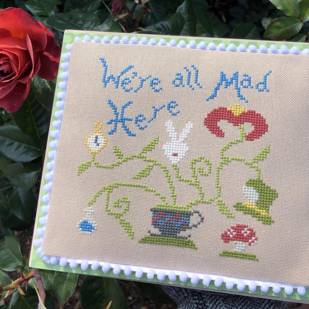 Alice's Mad Plant