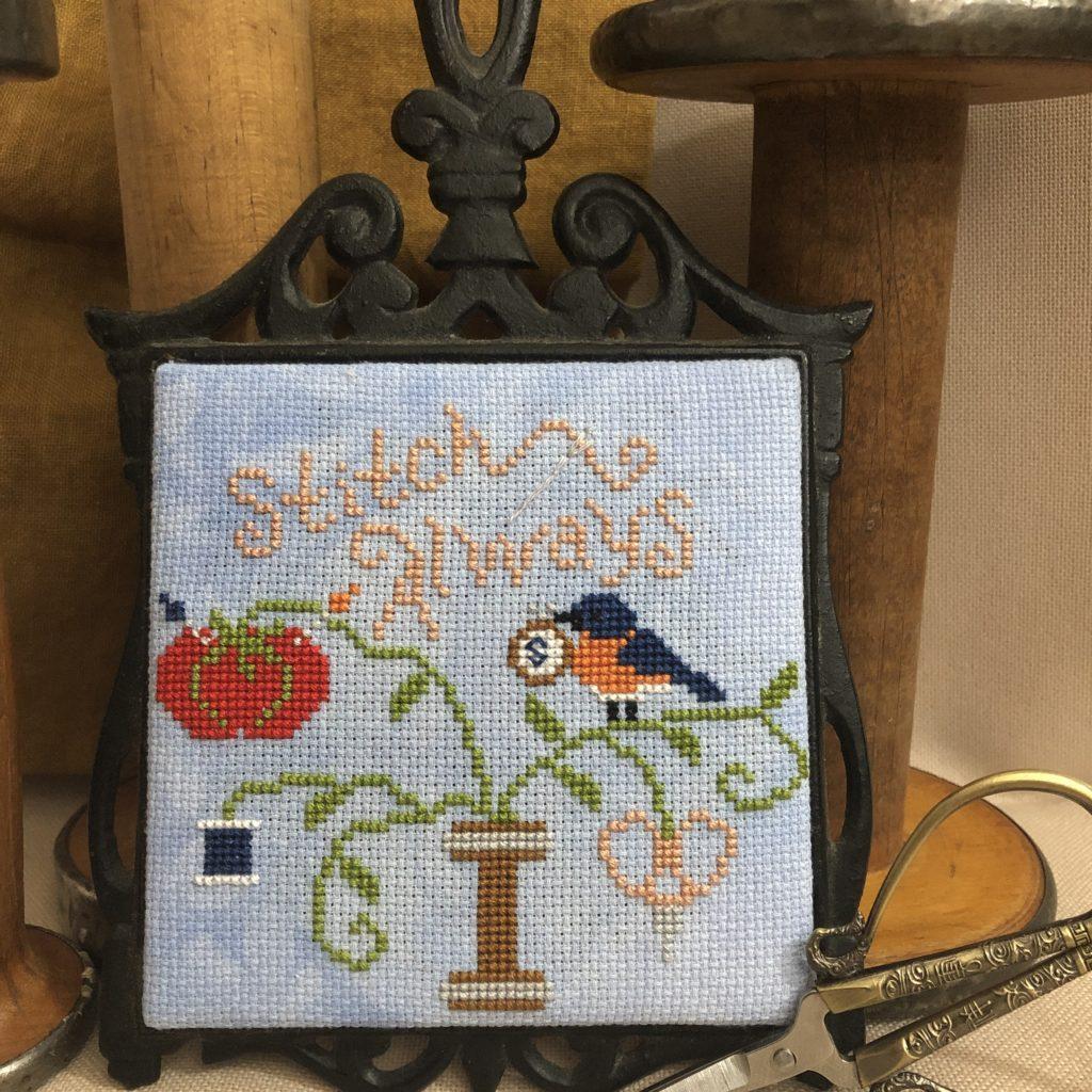 Stitch Always
