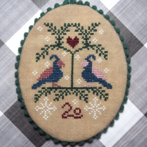 Two Snow Birds