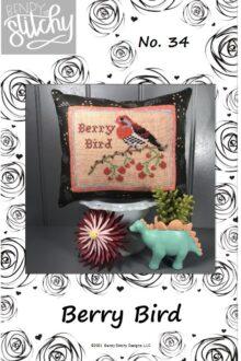 Berry Bird Cover