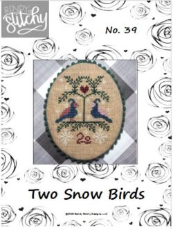 Two Snow Birds Cover