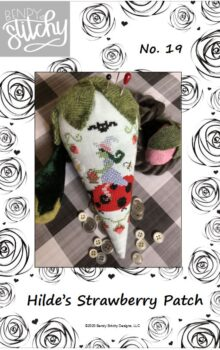 Hildes strawberry Patch Cover