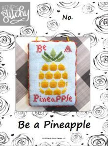 Be a Pineapple Cover